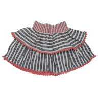 Size 5 Cotton On Kids layered skirt