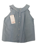 Size 3-4 Seed chambray top