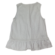 Size 8 Country Road elegant white top