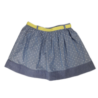 Size 7 Gymboree polka skirt preloved