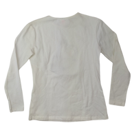Size 8 Petit Cie long-sleeve t-shirt preloved
