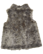 Size 7 Bardot Junior faux fur vest preloved