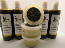 Load image into Gallery viewer, Shea Butter and Black Soap Combo