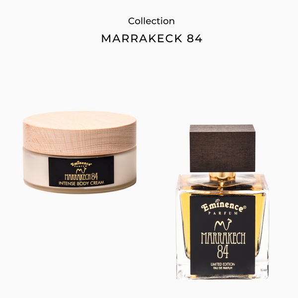 Gift box Marrakech 84 Eau de Parfums & Body cream