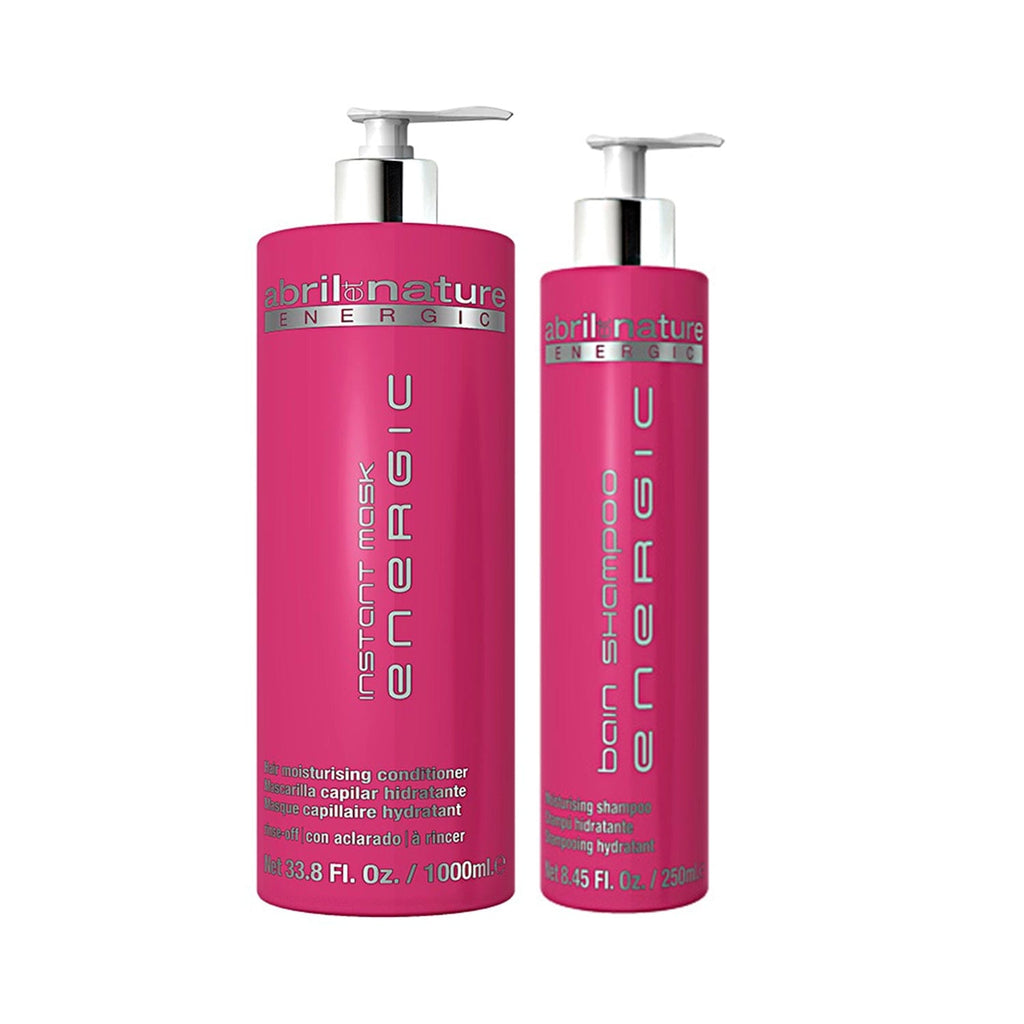 Abril et Nature - ENERGIC SHAMPOO