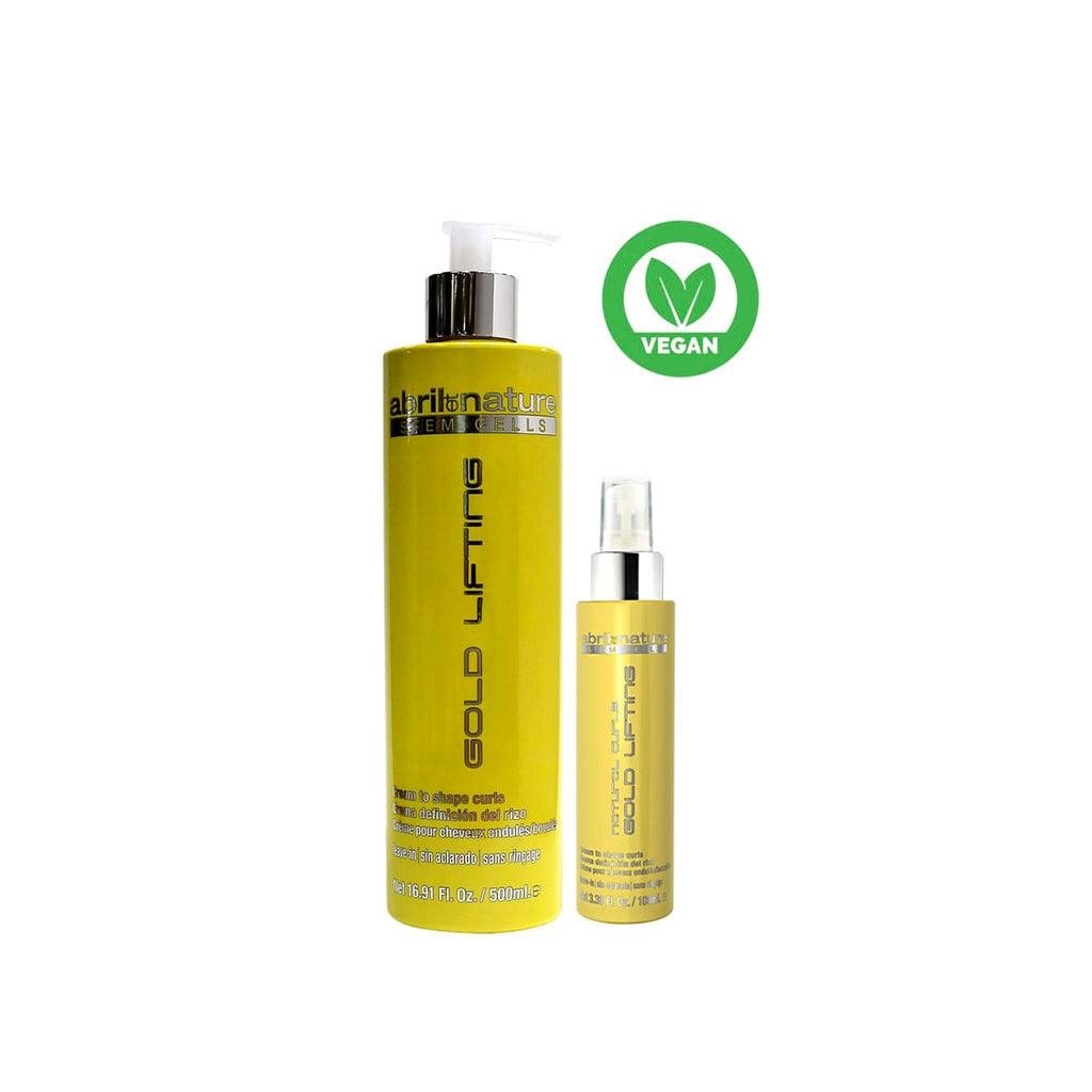 Abril et Nature - GOLD LIFTING NATURAL CURL