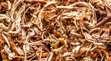 Southern Braised Pulled Pork