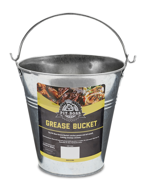Pit Boss BBQ Smoker Replacement Grease Bucket