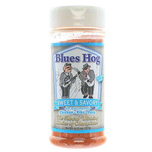 Blues Hog BBQ 'Sweet & Savory' Seasoning – 177g