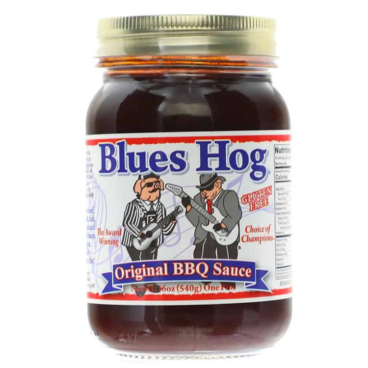 Blues Hog BBQ 'Original' BBQ Sauce – 582g