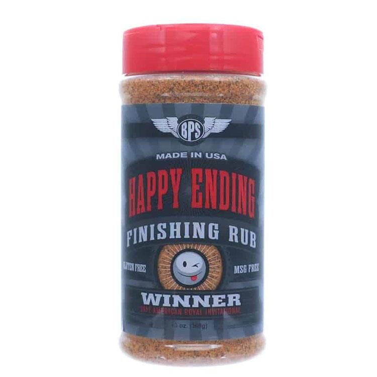 Big Poppa Smokers 'Happy Ending' Finishing Dust – 368g