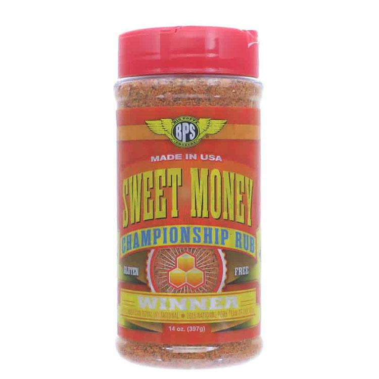 Big Poppa Smokers 'Sweet Money' Rub – 396g