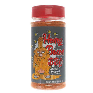 Meat Church 'Honey Bacon BBQ' Rub – 397g