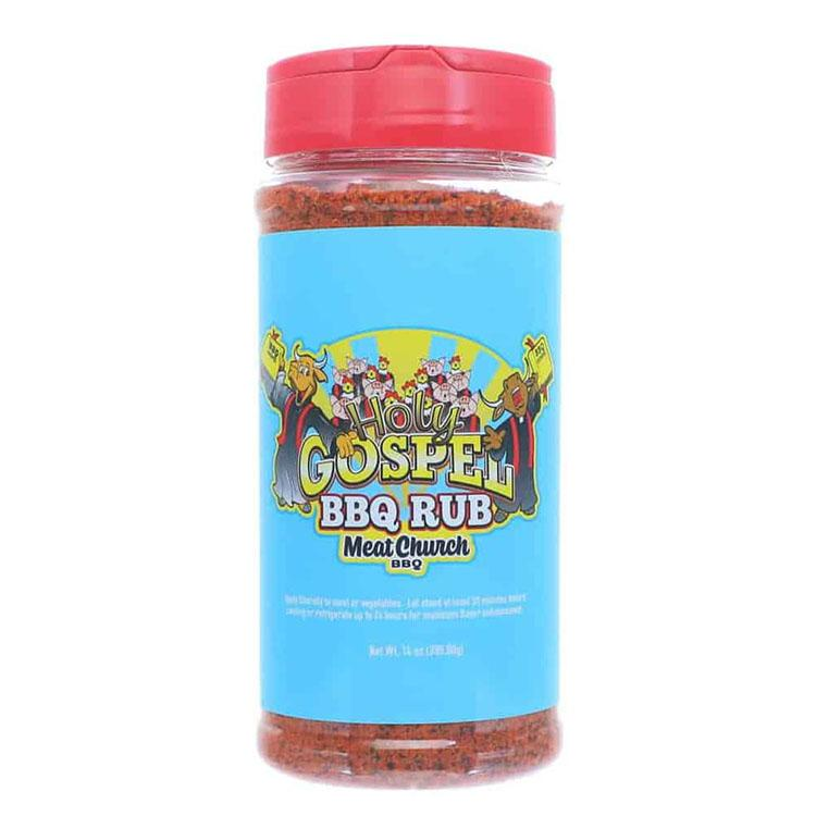 Meat Church 'Holy Gospel' Seasoning – 396g