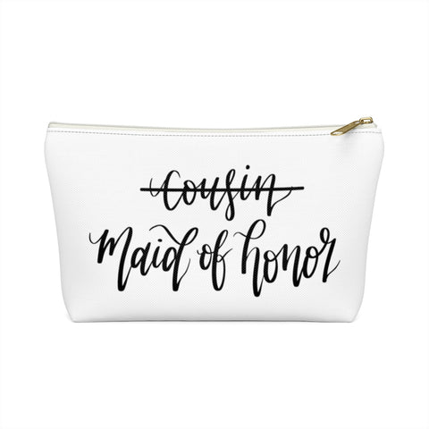 Cousin, Maid Of Honor Makeup Bag