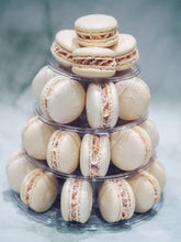Load image into Gallery viewer, Mini Macarons Tower with 4 tier stand