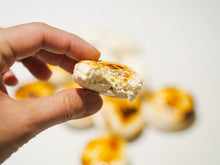Load image into Gallery viewer, Box of Creme Brulee French Macarons