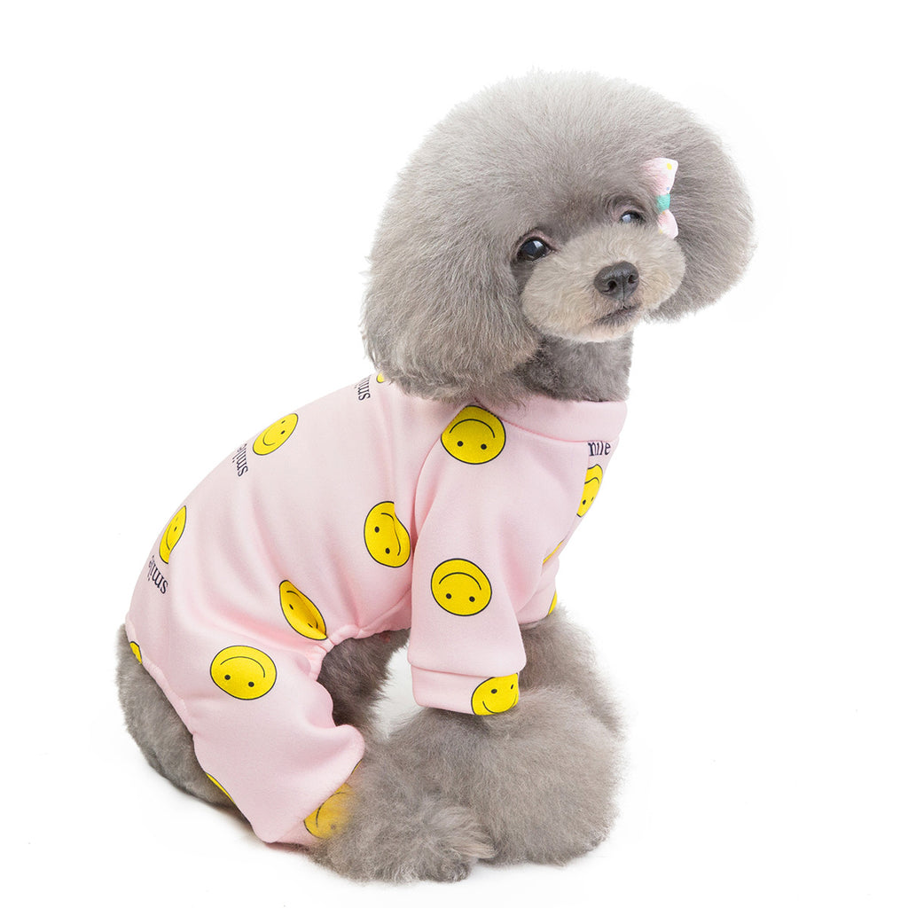 Pet / Dog / Cat Smiley Face pajamas