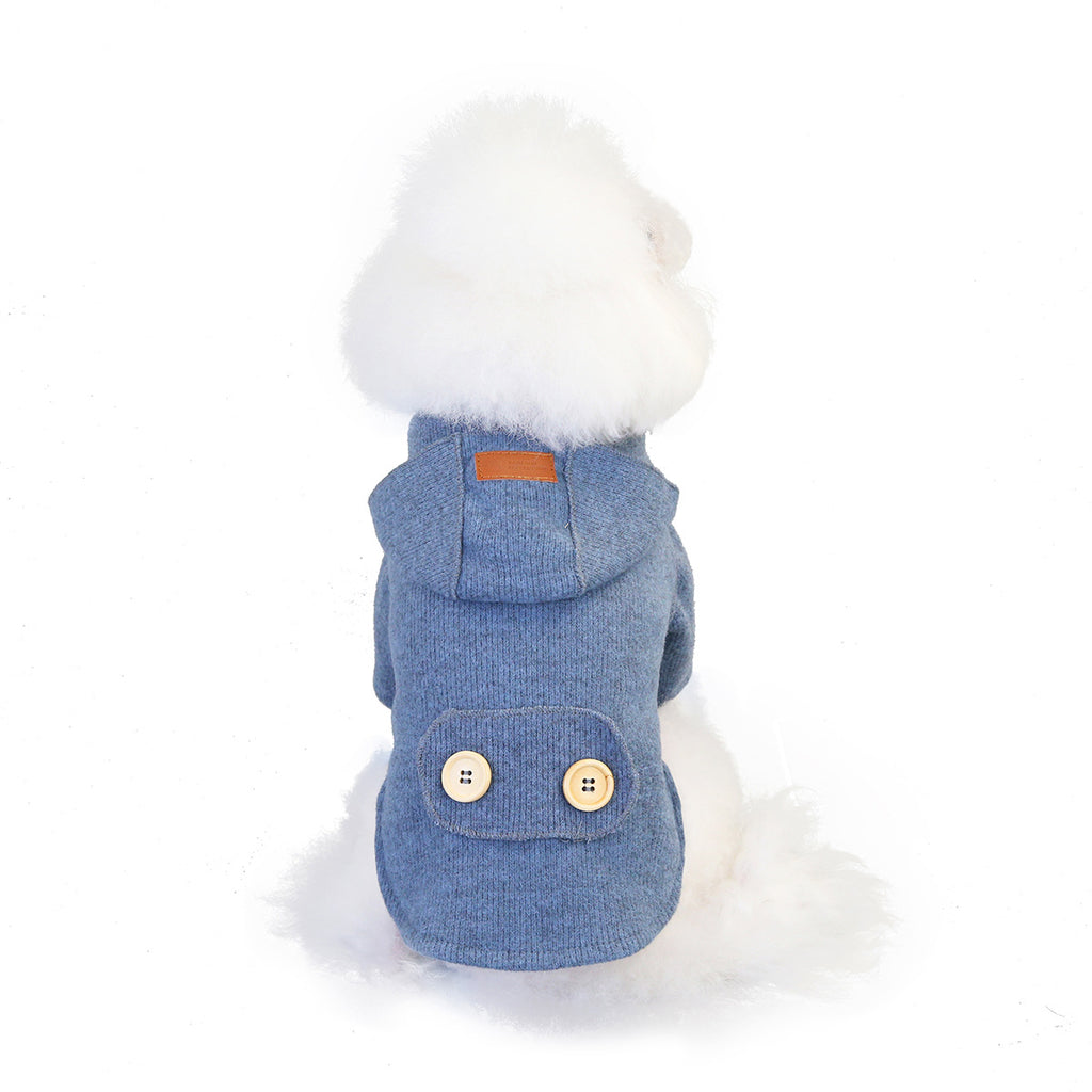 Pet / Dog Super Soft and cozy Hooded Coat