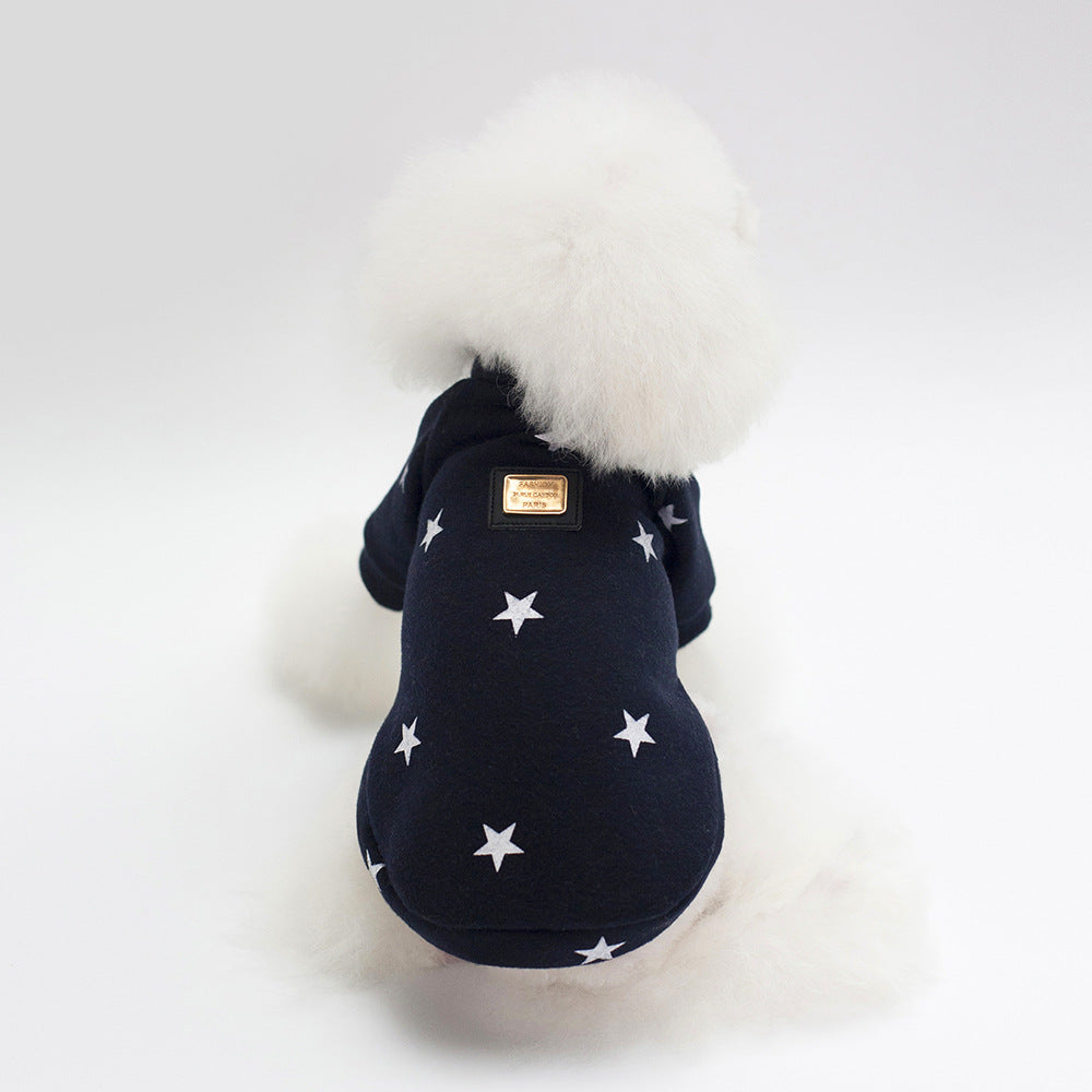 Dog / Pet / Cat Shooting Stars Sweatshirt