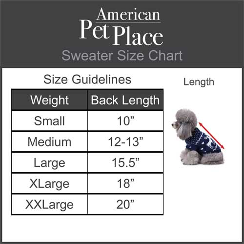 Pet Festive Classic Fair Isle Sweater. Christmas sweater