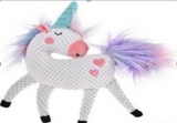 Copy of Dog / Pet Toy, Colorful Fluffy Unicorn, Squeaky toy
