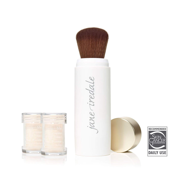 Jane Iredale Powder-Me SPF®礦物防曬補充粉掃 SPF30 Translucent