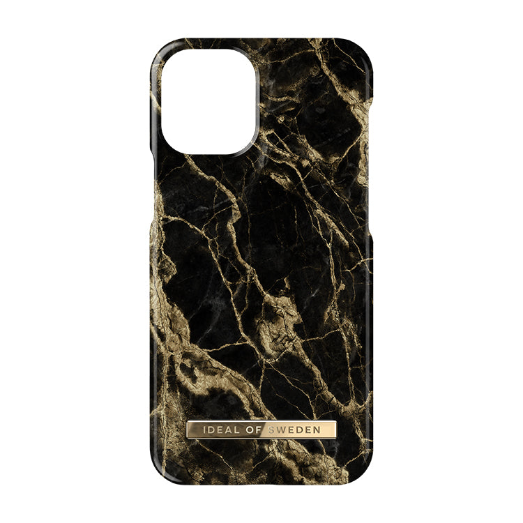 iDeal Of Sweden iPhone 12 (mini/Pro/Pro Max) 手機殼 - Golden Smoke Marble