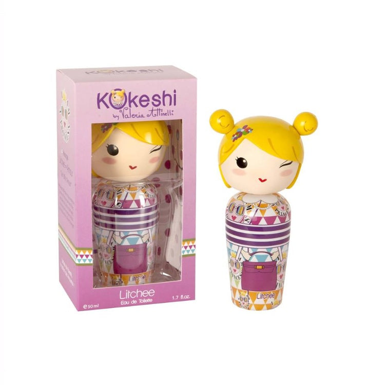 Kokeshi by VA 淡香水 - 50ml Litchee