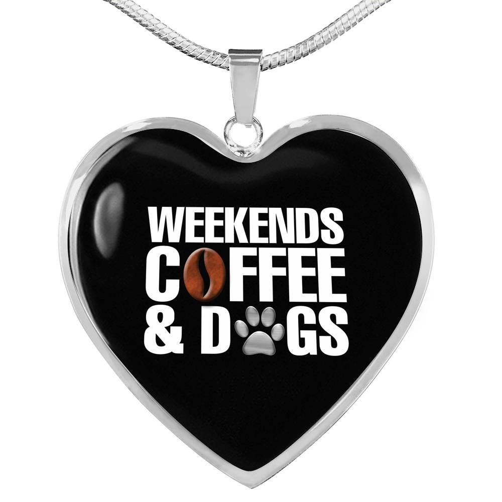 Weekends Coffee And Dogs - Cafè Colada