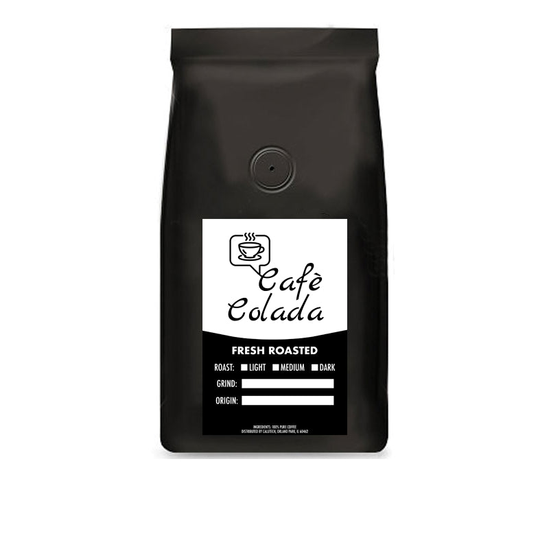 Single Origin Favorites Sample Pack: Brazil, Colombia, Costa Rica, Ethiopia, Honduras, Tanzania - Cafè Colada