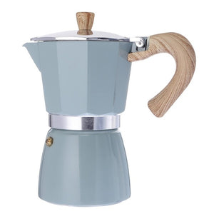 Aluminum Pot Coffee Maker - Cafè Colada