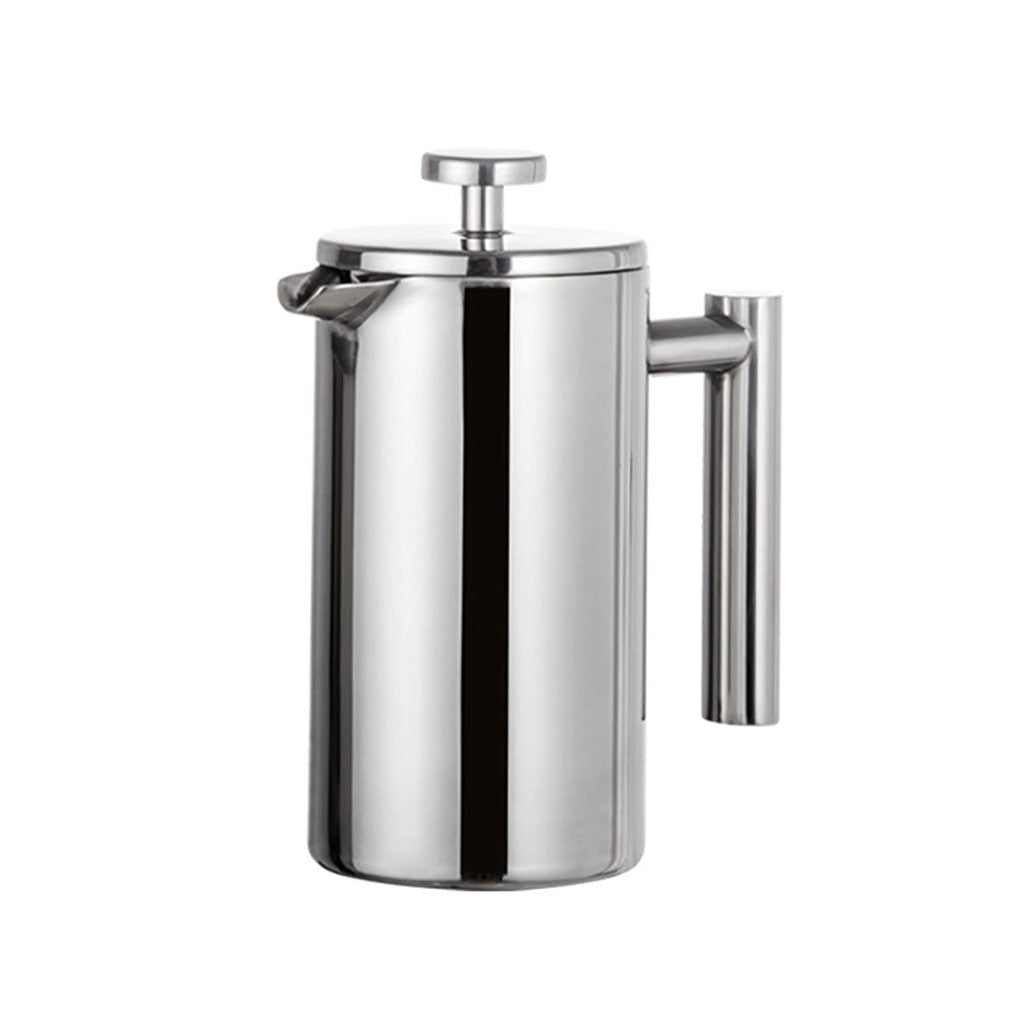 Stainless Steel French Press Coffee Maker - Cafè Colada