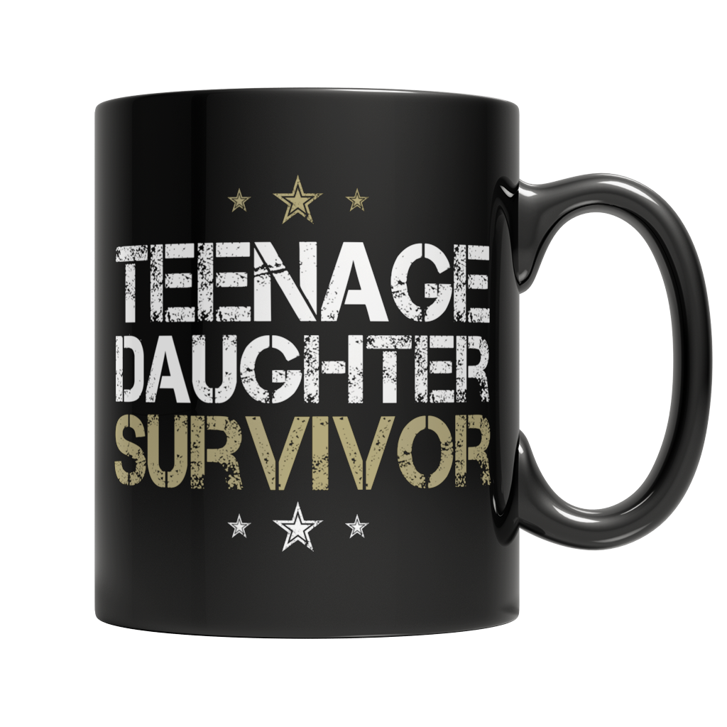 Teenage Daughter Survivor - Cafè Colada