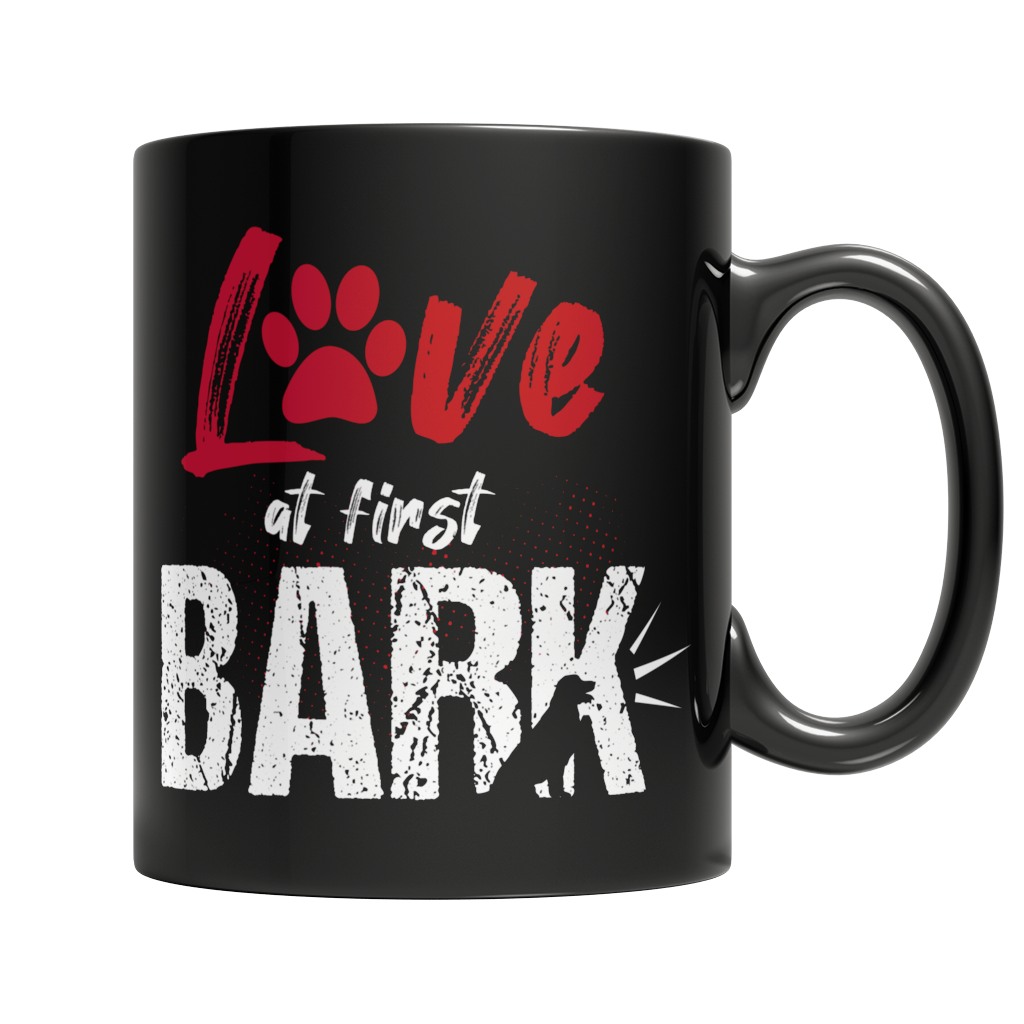 Love At First Bark - Cafè Colada