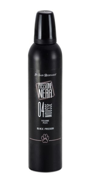Black Passion Mousse Volumizer