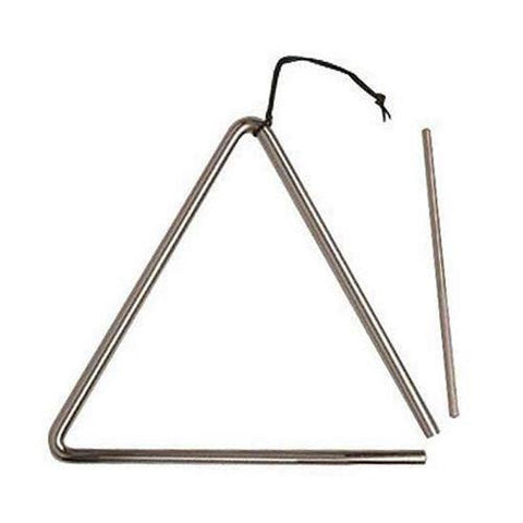 08 Inch Triangle W/Beater
