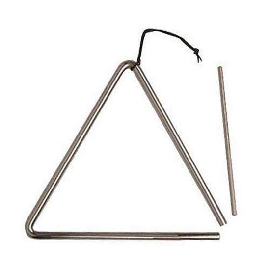 08 Inch Triangle W/Beater.