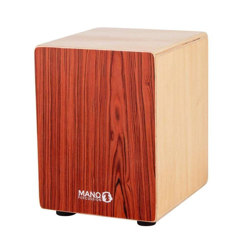 Mano Percussion MP988 Mini Cajon in Rosewood