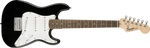 Mini Strat Laurel Fingerboard Black