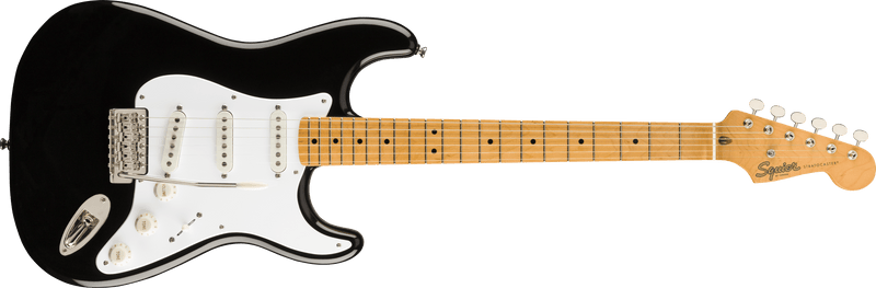 Squier Classic Vibe 50s Stratocaster Black.