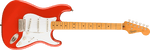 Classic Vibe 50s Stratocaster Maple Fingerboard Fiesta Red