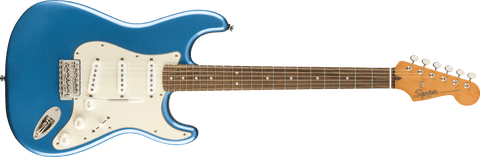 Classic Vibe 60s Stratocaster Laurel Fingerboard Lake Placid Blue