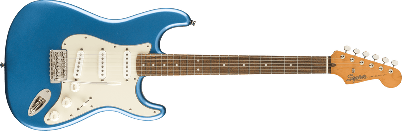 Classic Vibe 60s Stratocaster Laurel Fingerboard Lake Placid Blue.