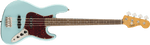 Squier Classic Vibe 60s Jazz Bass Daphne Blue.