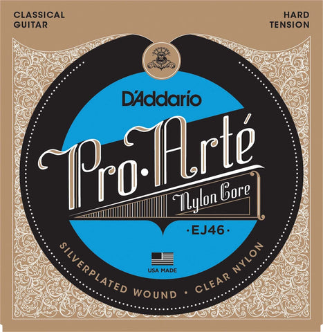 Daddario Classical Guitar String Set 285/44