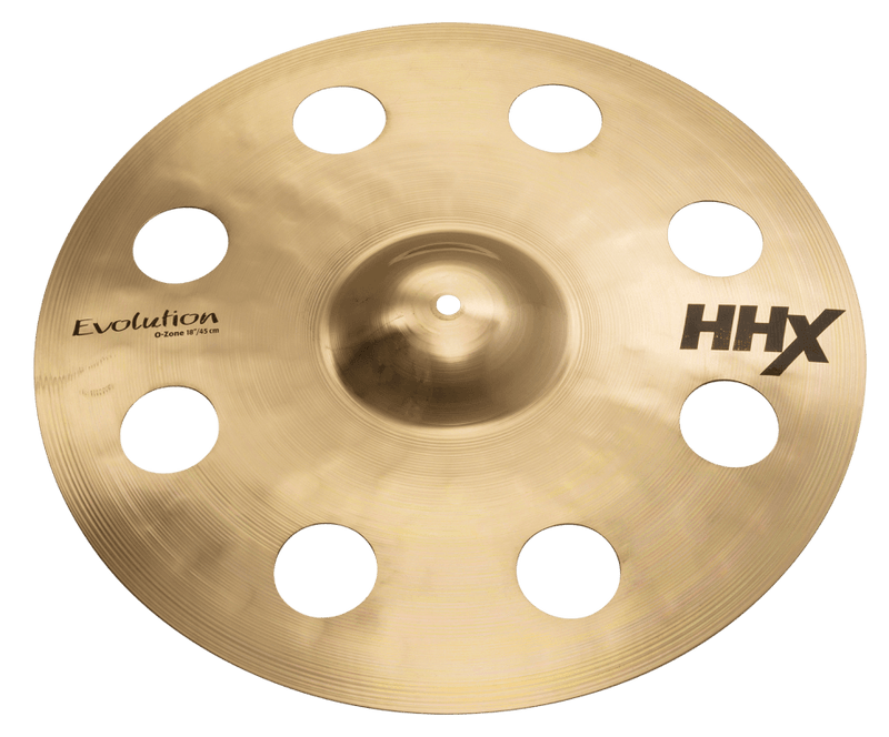 "Sabian 18"" HHX Evolution O-Zone Crash Cymbal - Five Star Music"