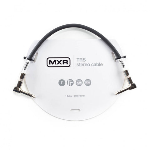 MXR 1 Ft Stereo Cable