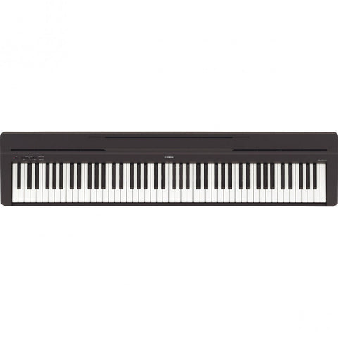 Yamaha P45 Portable Piano - Black (P-45).