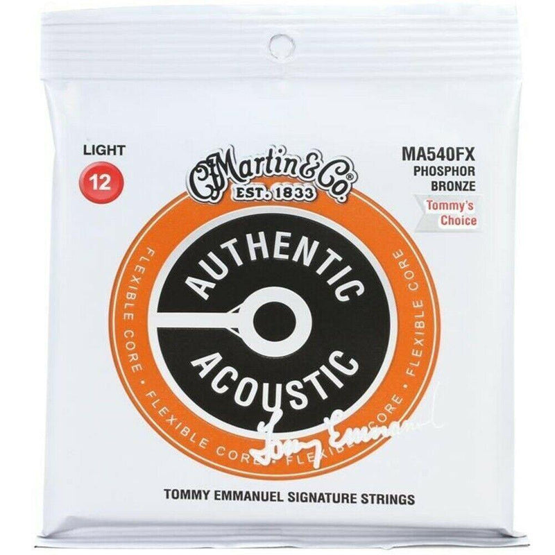 Martin Authentic Flexible Core Light 12-54 92/8 – 41/MA540FX